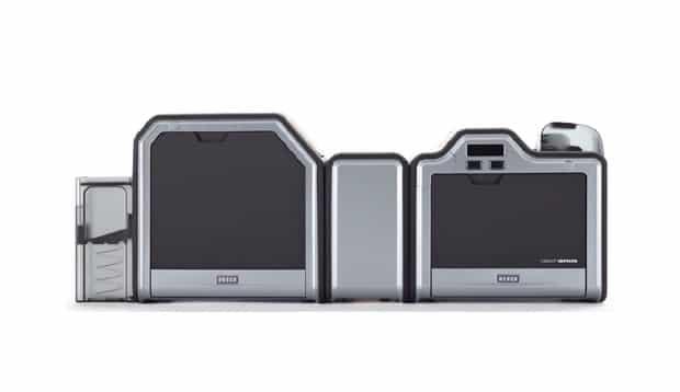 impressora de cartões hdp 5000